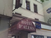 One Star Hotel in Alesia